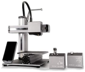 Snapmaker 2.0 (A150) - Modular 3-in-1 3D Printer - FDM 3D Printer, Laser Engraver/Cutter and CNC Carving/Milling Machine   Built Size: 160x160x145mm