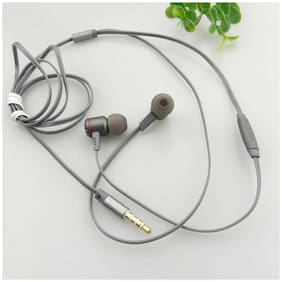 BS Power EZ372-GRAY In-Ear Wired Headphone ( Grey )