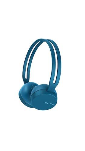 Sony CH400 Wireless Headphones (Blue)
