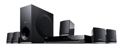Sony DAV-TZ145 DVD Player 5.1 Channel Home Theatre System