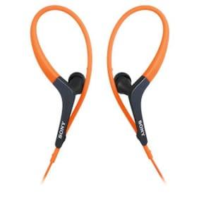Sony MDR-AS200 Active Series Headphones (Orange)