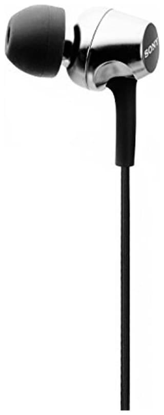 Sony Mdr-ex155 In-ear Wired Headphone ( Black )