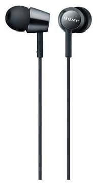 Sony MDR-EX150AP In-Ear Wired Headphone ( Black )