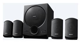 Sony SA-D40 4.1 Channel Home Theatre Satellite Speakers