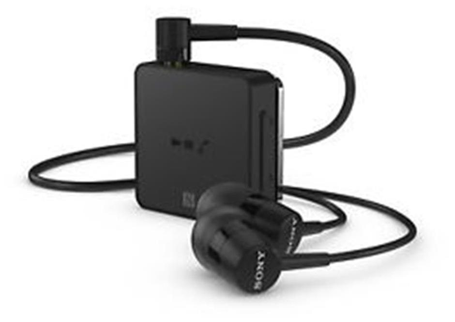 Sony SBH24 Earphones (Black)