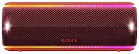 Sony SRS-XB31 Portable Bluetooth Speaker ( Red )