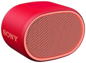 Sony SRS-XB01 Portable Bluetooth Speaker ( Red )