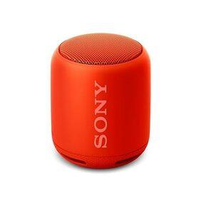 Sony SRS-XB10 Bluetooth Speaker (Orange Red)