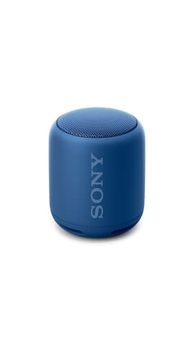 buy sony srs xb10 bluetooth speaker blue online at low prices in india. Black Bedroom Furniture Sets. Home Design Ideas