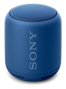 Sony Srs-xb10 Portable Bluetooth Speaker ( Blue )