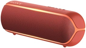 Sony SRS-XB22 Portable Bluetooth Speaker ( Red )