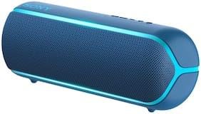 Sony SRS-XB22 Wireless Extra Bass Waterproof Speaker (Blue)