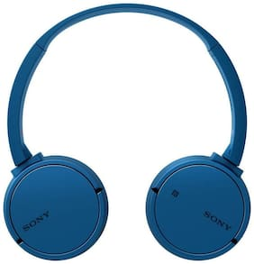 Sony WH-CH500 On-ear Bluetooth Headsets ( Blue )