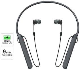 Sony WI- C400 In-Ear Bluetooth Headset ( Grey )