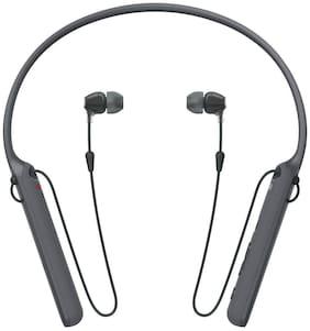 Sony WI- C400 In-Ear Bluetooth Headset ( Black )