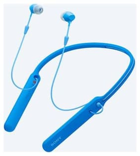 Sony Mono Bluetooth Headset ( Blue )