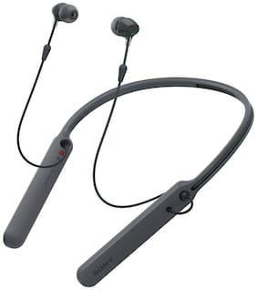 Sony WI-C400 In-Ear Bluetooth Headset ( Black )