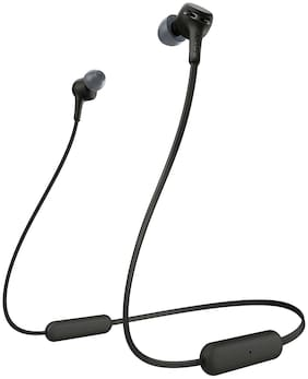 Sony WI-XB400 In-ear Bluetooth Headsets ( Black )