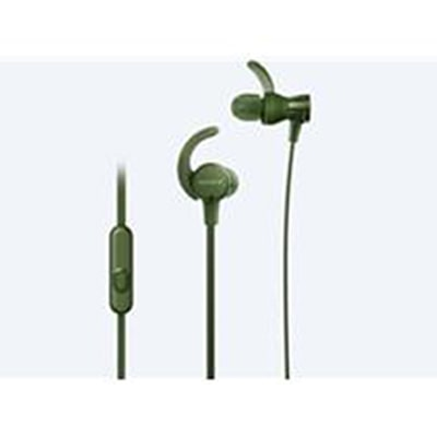 Sony XB510AS EXTRA BASS Sports In-ear Headphones ( Green )