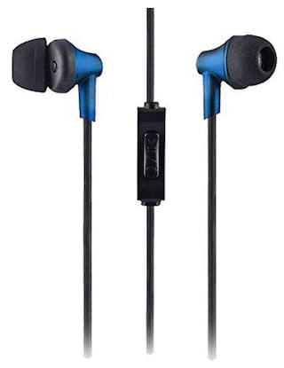 Sound One Sound One 616 In-ear Wired Headphone ( Blue )