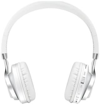 Sound One BT-06 On-Ear Bluetooth Headset ( White )