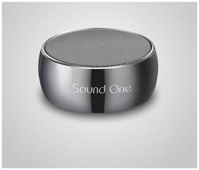 Sound One ROCK Portable Bluetooth Speaker ( Black )