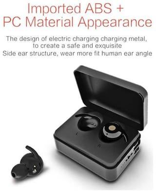 Sound One In-Ear Bluetooth Headset ( Black )
