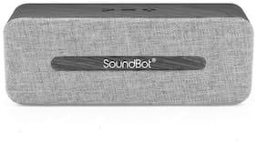 SoundBot SB574 Bluetooth Portable speaker ( Grey )