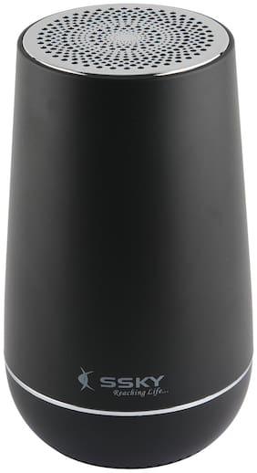 SSKY BTX-CANNON Portable Bluetooth Speaker ( Black )