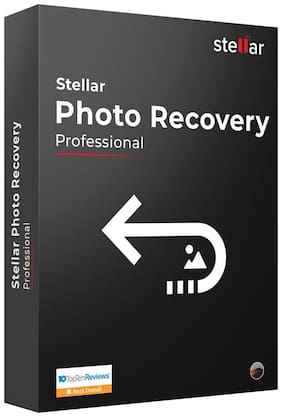 Stellar Photo Recovery Software|Mac|Professional|Recover Deleted Photos|CD