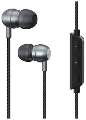Syska HE5600-BK In-Ear Bluetooth Headset ( Black )