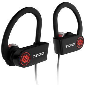 Tagg Inferno, Wireless Bluetooth Earphone With Mic + Carry Case