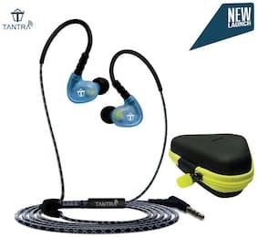 Tantra In-Ear Bluetooth Headset ( Black )