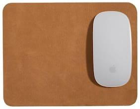 TECHBITE Printed Mouse Pad (Brown)