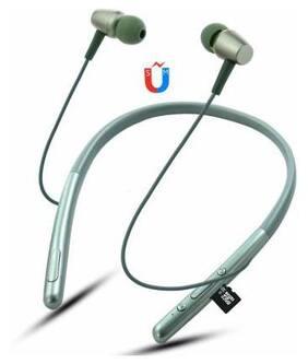 TECHFIRE In-Ear Bluetooth Headset ( Green )