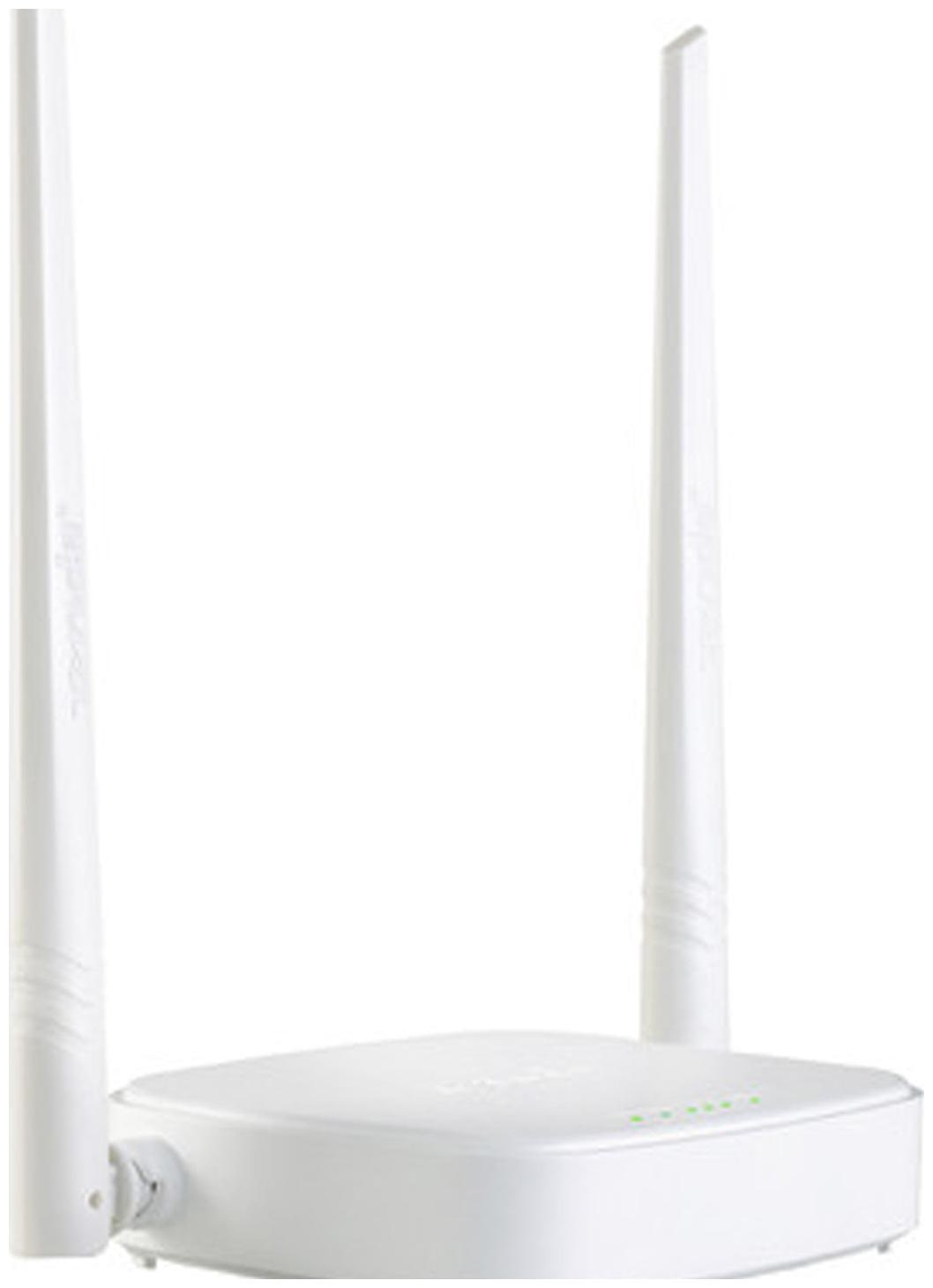 Tenda N301/N300 300 Mbps WiFi Router  White