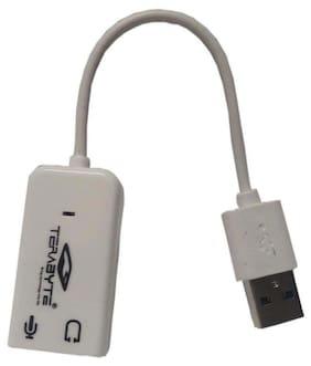 Terabyte USB Sound Card