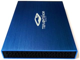 TERABYTE GOLD 2.5 inch USB 3.0 HARD DRIVE SATA PORTABLE CASING ENCLOSURE  (Blue)