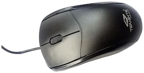 Terabyte TB-OP-053 ELITE Wired Mouse ( Black )