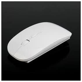 Terabyte Wireless Mouse ( White )