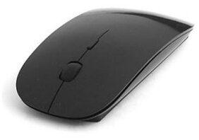 Terabyte Wireless Mouse (Black)