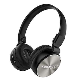 Tessco BH-390 Over-Ear Bluetooth Headset ( Grey )