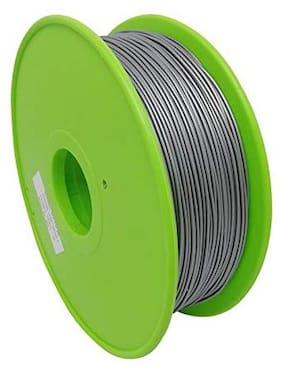 Tesseract 1.75mm ABS Premium 3D Printing Filament 1Kg (Silver)