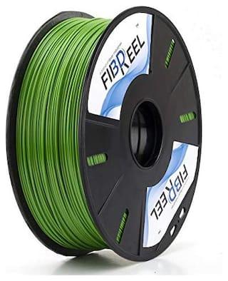 Tesseract 1.75mm PLA Green Filament (1 Kg Spool)