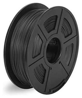Tesseract 2.85mm PLA Black Filament (1 KG Spool)
