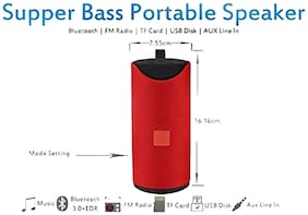 ABENO TG-113 Portable Bluetooth Speaker ( Assorted )