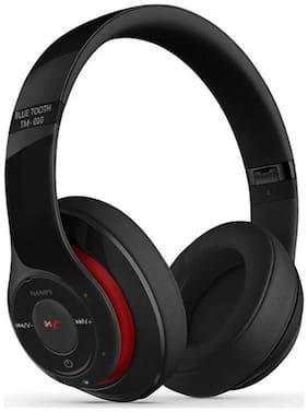 5PLUS On-Ear Bluetooth Headset ( Black )