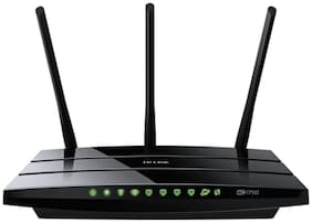 TP-LINK Archer C7 AC1750 1300 Mbps WiFi Router (Black)