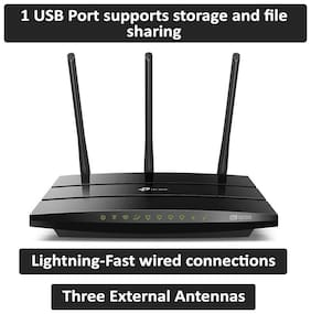 TP-LINK AC1200 1200 mbps Wi-fi Router