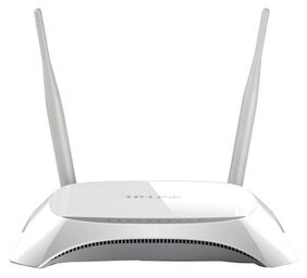 TP-LINK TL-MR3420 300 Mbps Wireless 3G/4G Router (White)